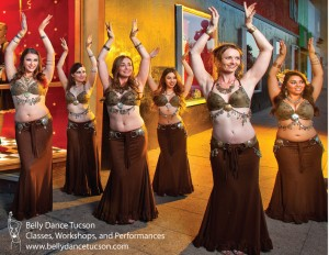 Belly Dance Tucson Troupe 2015